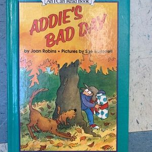 Addies bad day book-great condition!